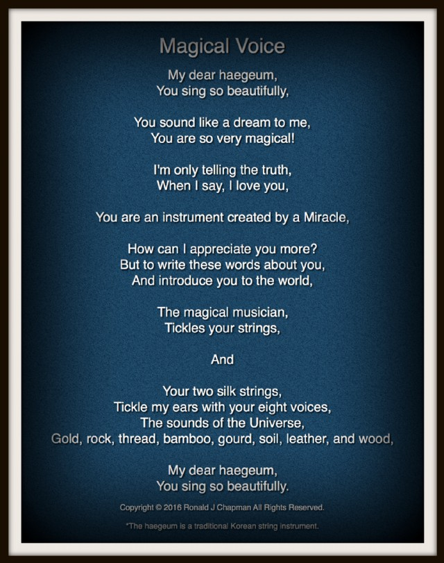 magic of love poem This poem illustrates deep feelings from the heart where the magic of love will go on and on a beautiful short love poem.