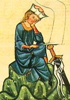 Walther von der Vogelweide poet