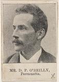 Dowell O'Reilly poet
