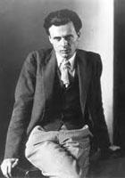 Aldous Huxley poet