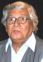 Akhlaq Mohammed Khan poet