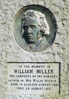 William Miller poet