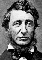 Henry David Thoreau poet