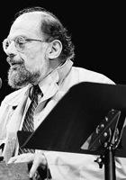 Allen Ginsberg poet