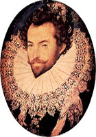 Sir Walter Raleigh poet