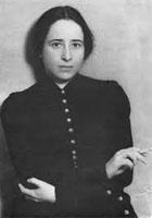 Hannah Arendt poet