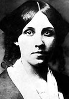 Louisa May Alcott poet