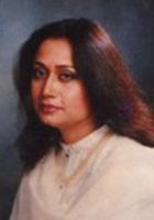 Parveen Shakir poet