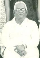 Purushottam Shivaram Rege poet