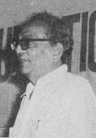 Srirangam Srinivasarao poet