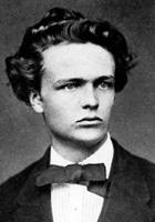 August Strindberg poet