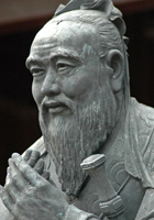 Confucius poet