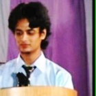 Amit Radha Krishna Nigam poet