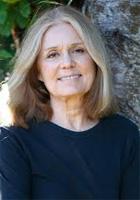 Gloria Steinem poet