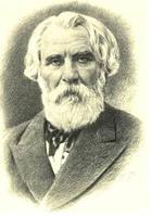 Ivan Sergeevich Turgenev poet