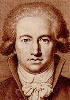 Johann Wolfgang von Goethe poet