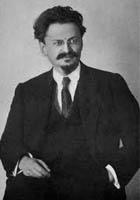 Leon Trotsky poet