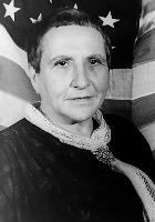 Gertrude Stein poet