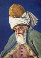 Mewlana Jalaluddin Rumi poet