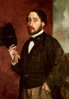 Edgar Degas poet