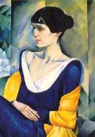 Anna Akhmatova poet