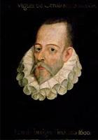 Miguel de Cervantes poet