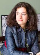 Nora-Eugenie Gomringer poet