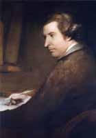 Edmund Burke poet