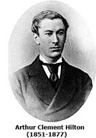 Arthur Clement Hilton poet