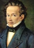 Count Giacomo Leopardi poet