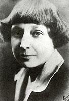 Marina Ivanovna Tsvetaeva poet