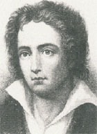 Percy Bysshe Shelley poet
